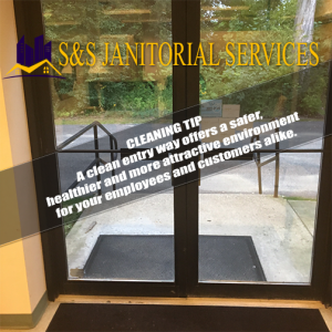 Keeping Your Business Entrance Clean