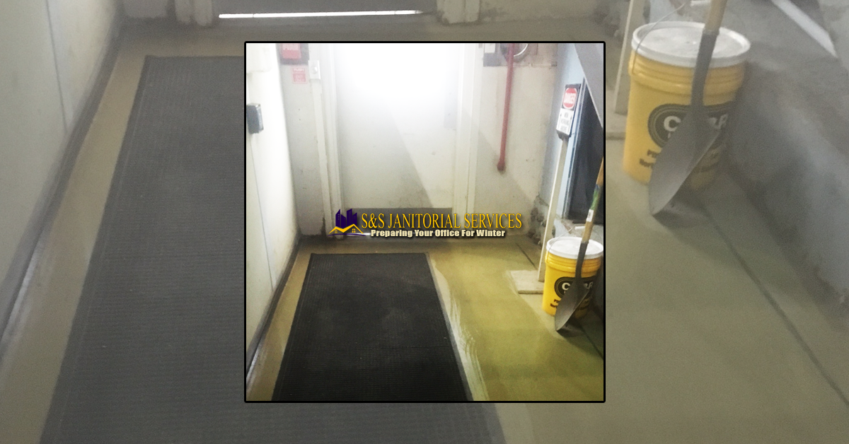 Preparing Your Office For Winter, Preparing Your Office For Winter, S&S Janitorial Services, S&S Janitorial Services