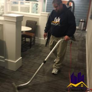 Adventures in Commercial Cleaning