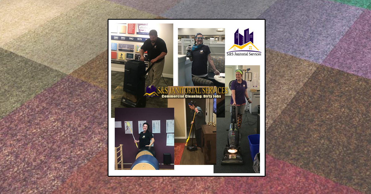 Maintaining An Amazing Crew, Maintaining An Amazing Crew, S&S Janitorial Services, S&S Janitorial Services