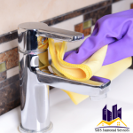 Three Cleaning Secrets - Faucet Cleaning