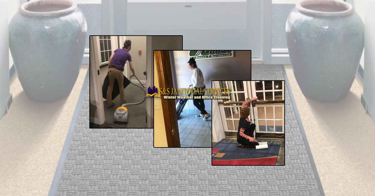 Winter Weather and Office Cleaning, Winter Weather and Office Cleaning, S&S Janitorial Services, S&S Janitorial Services